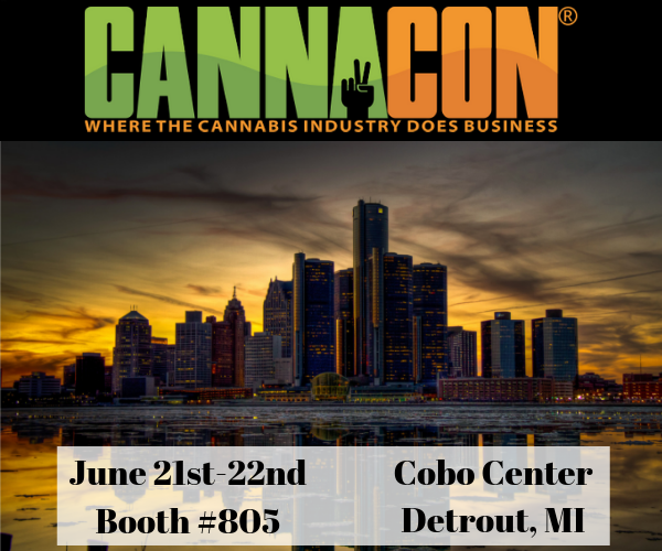 Cannncon – Detroit, MI > 6/21 – 6/22